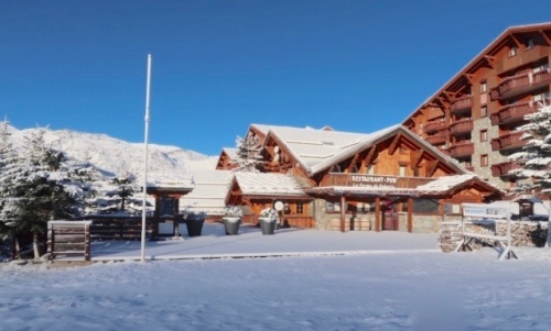 Reberty, Les3Vallees, France