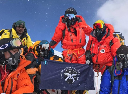 Gurkha Everest Expedition 2017